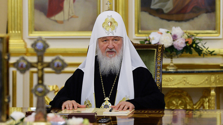 Патриарх Кирилл назвал бредом слухи о своем богатстве