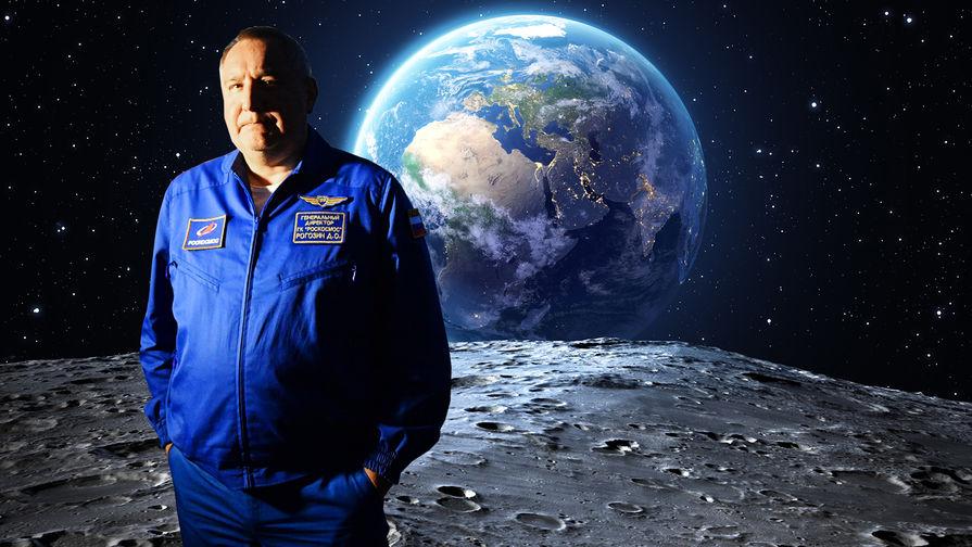 Роскосмос попросили перенести сроки создания ракеты 'Енисей' для полета на Луну
