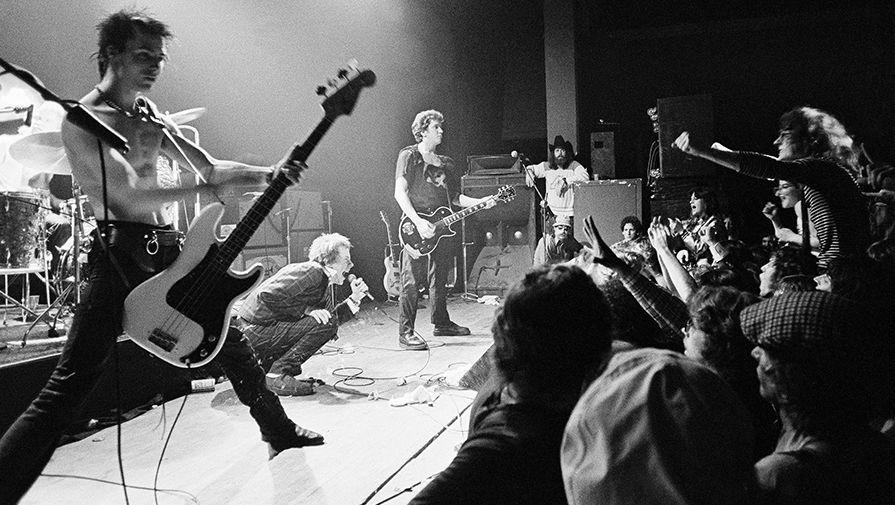 Дэнни Бойл работает над сериалом о Sex Pistols