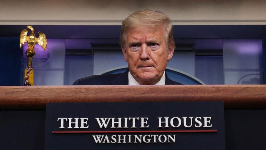 Трамп заявил о своем разочаровании в Китае из-за пандемии коронавируса