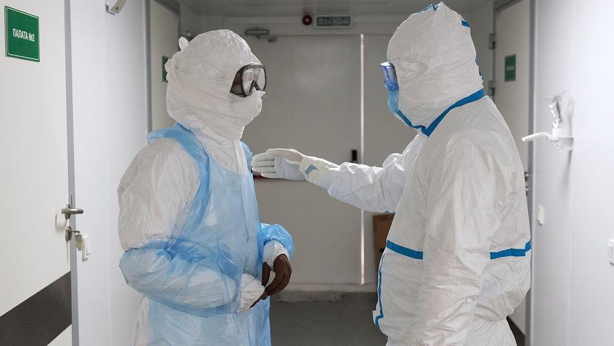 В Москве появится памятник работающим при пандемии коронавируса медикам