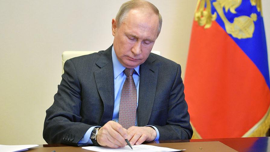 Путин поручил разобраться с подорожанием жилья в РФ