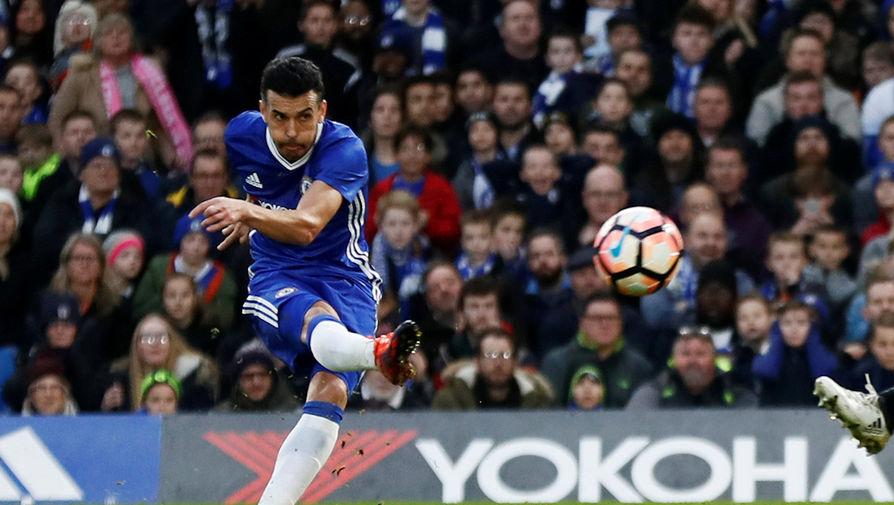 Игрок 'Челси' Педро может перейти в 'Ювентус'