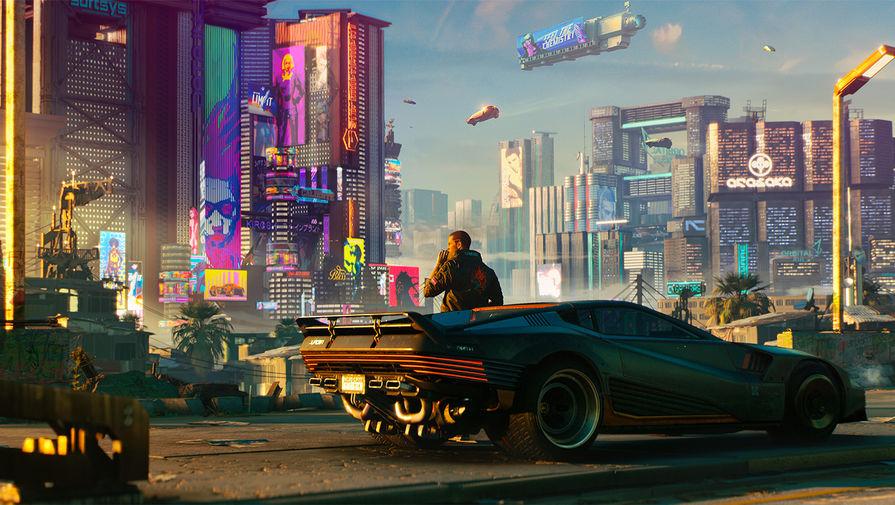Вышел новый трейлер игры Cyberpunk 2077