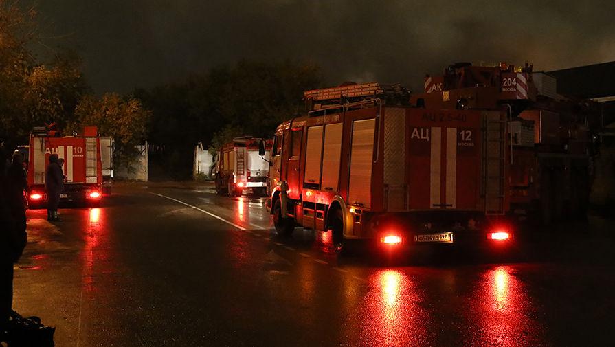 Пожарная машина насмерть сбила ребенка на самокате в Архангельске