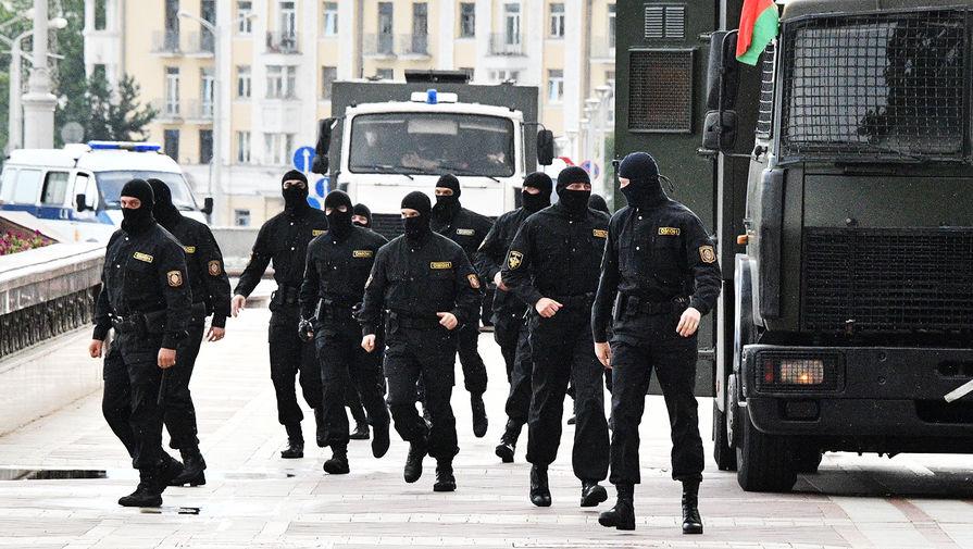 Тихановская призвала признать белорусский ОМОН террористической группировкой