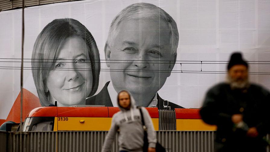 Польша хочет арестовать работавших при крушении самолета Качиньского диспетчеров