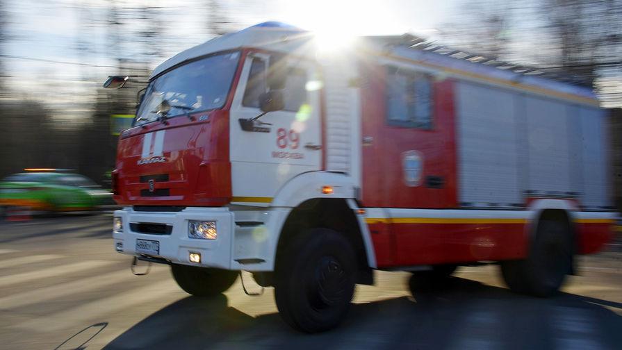 Названы возможные причины пожара в наркологической клинике Красноярска