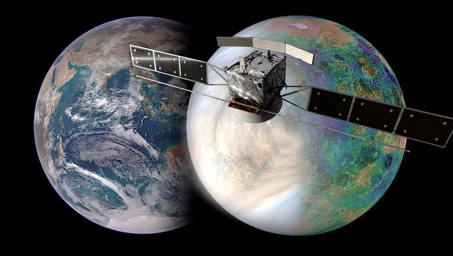 Европейское космическое агентство объявило о миссии к Венере