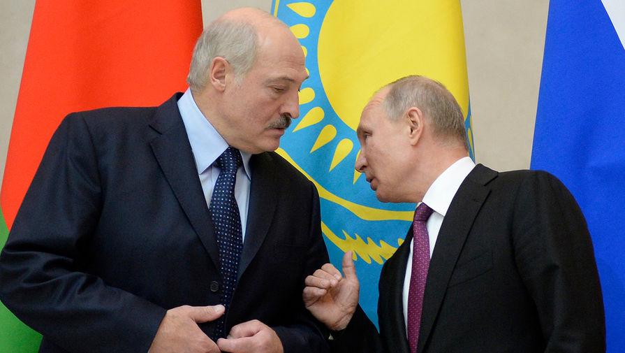 Эксперт спрогнозировал, что обсудят Путин и Лукашенко на переговорах