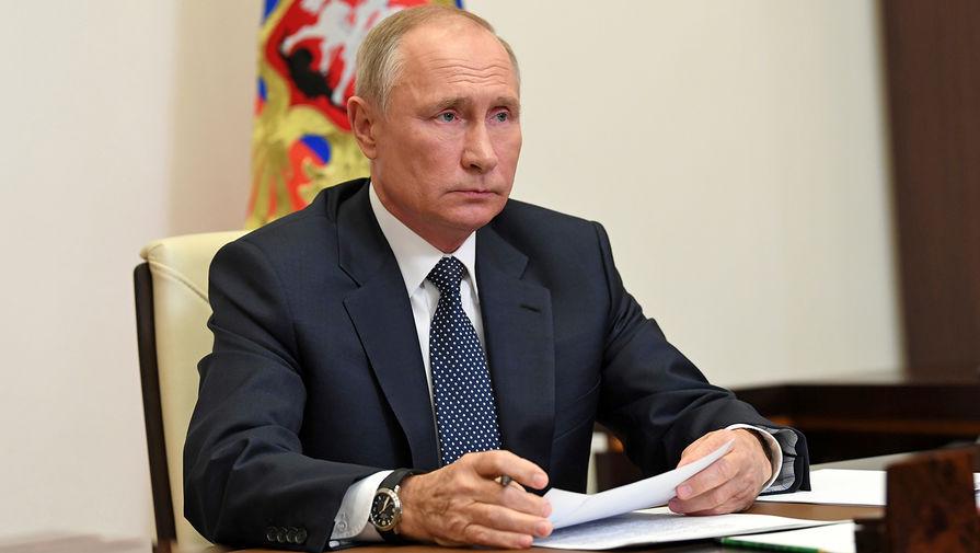 Путин назначил нового руководителя своей канцелярии