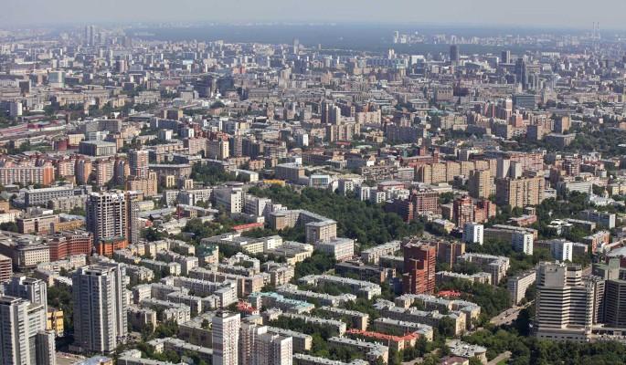 Экология Москвы улучшилась за 10 лет