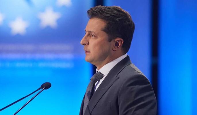 Зеленский назвал темы переговоров с Байденом