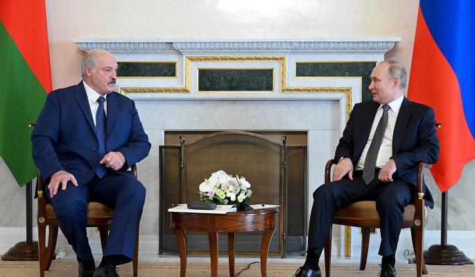 'Бывают претензии': Лукашенко о 'красных линиях' в отношениях России и Белоруссии