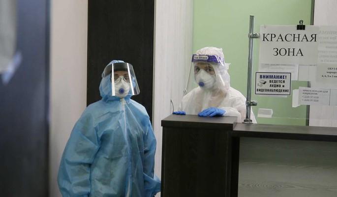 Больше 24 тысяч человек заразились коронавирусом в России за сутки