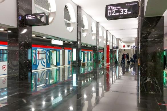 Замыкая круг: на большом кольце московского метро откроют 11 станций