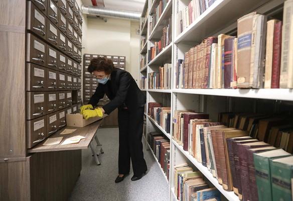 В Москве открылось новое здание Парламентской библиотеки