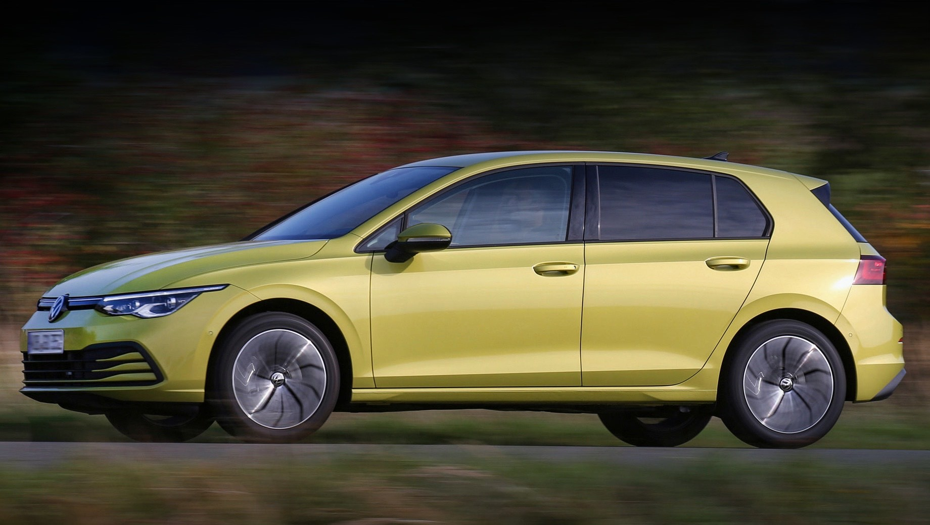 Восьмой Volkswagen Golf разжился метановой версией TGI