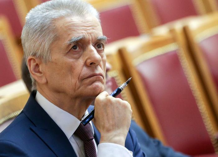 Онищенко предложил сократить новогодние каникулы