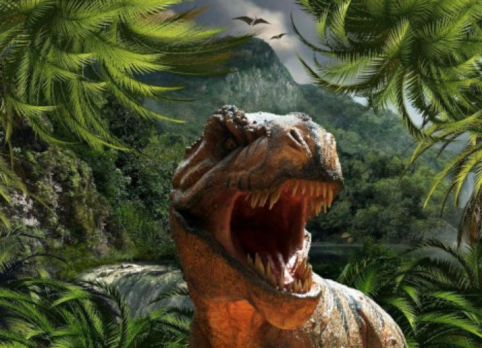 Палеонтологи: динозавры погибли из-за падения астероида