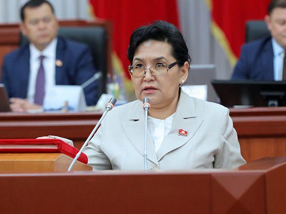 Послом Киргизии в России стала специалист по конфликтологии