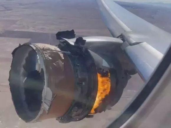 Boeing рекомендует авиаперевозчикам приостановить полеты на самолетах 777