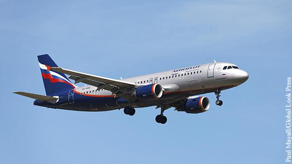 Россия решила возобновить авиасообщение со Швейцарией