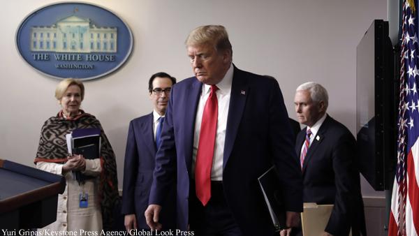 Трамп задумался о необходимости покинуть США после выборов
