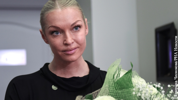 Волочкова подала в суд на Большой театр из-за пенсии