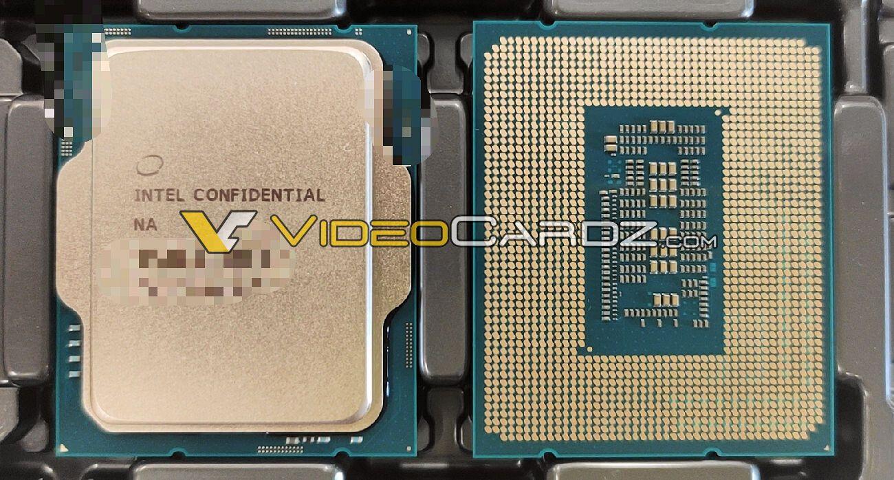 Новые данные о процессорах Intel Alder Lake-S и дата выхода семейства Rocket Lake-S