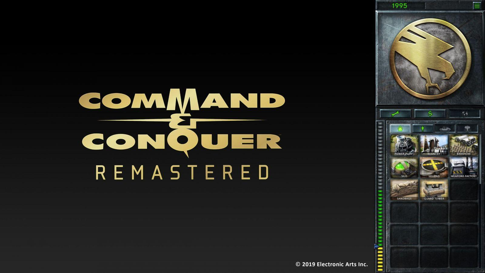Релиз Command & Conquer Remastered Collection состоится уже 5 июня