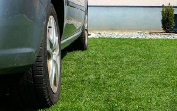 Как отучить курян парковаться на газонах?