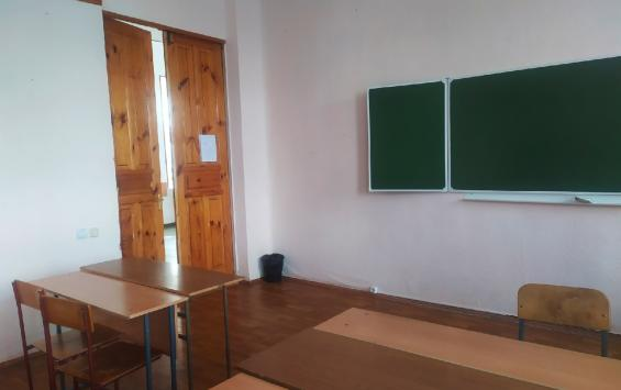 Из-за коронавируса закрыли очередную курскую школу