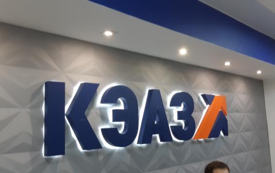 Министр промышленности прибыл на курский завод «Электроаппарат»