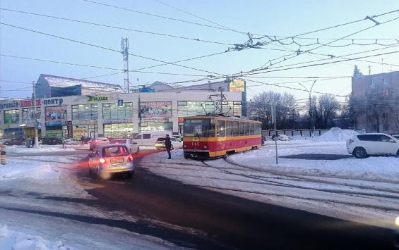 Куряне создали петицию за сохранение трамвая