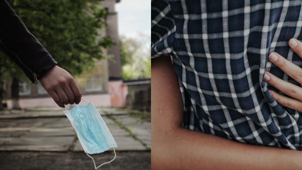 Девушка показала штору для объятий, которую придумал её отец. Когда люди узнали, зачем, слёзы лились рекой