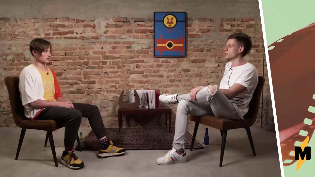 Юрий Дудь показал вырезанную часть из интервью с Ивангаем. Увидев ролик, фаны поняли — монтаж был необходим