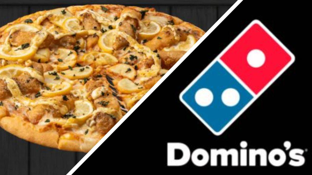 Domino's извинились за пиццу. Зря повар положил на тесто картошку, рыбу и лимон