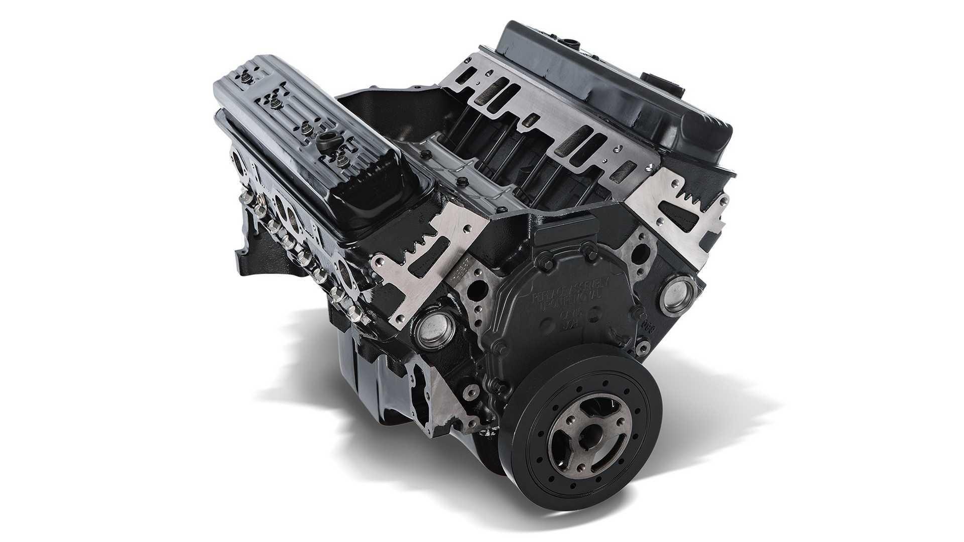 General Motors выпустил новый мотор V8 для старых моделей