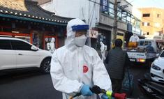 В Южной Корее началась третья волна коронавируса
