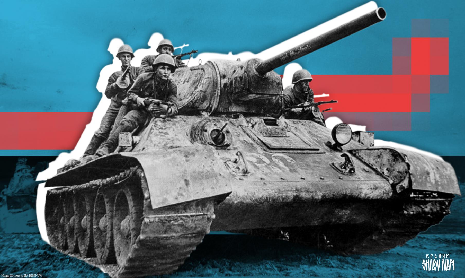 Война: Тамбовская область 1941 — 1945 гг. Радио REGNUM
