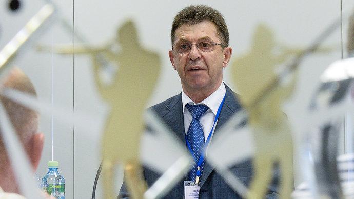 Бывший президент СБР Кравцов задержан, его подозревают в растрате