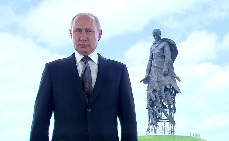 Президент Путин нашел новый источник драйва