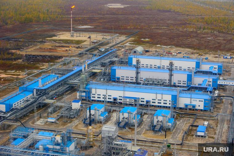 «Газпром» вернул Польше 1,5 млрд долларов за ямальский газ