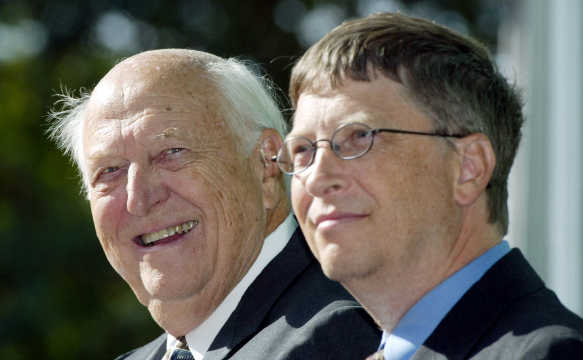 Отец Билла Гейтса умер на 95-м году жизни