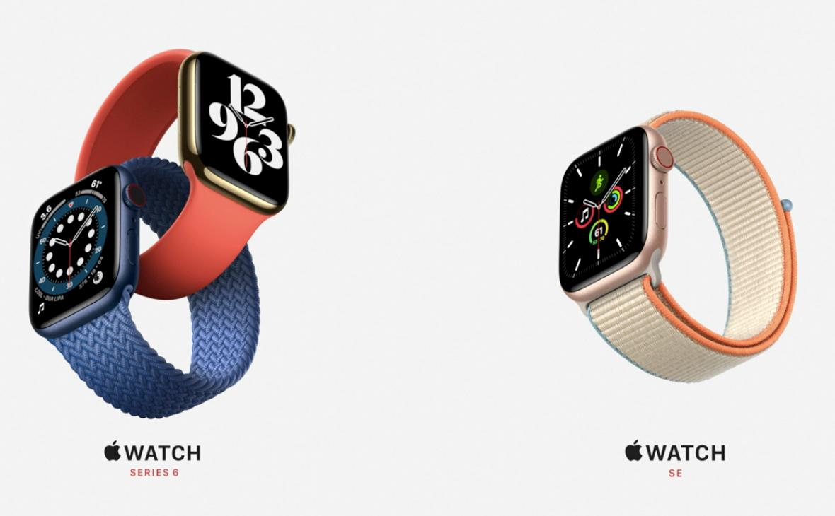 Apple назвала цены на новые «умные» часы и iPad в России