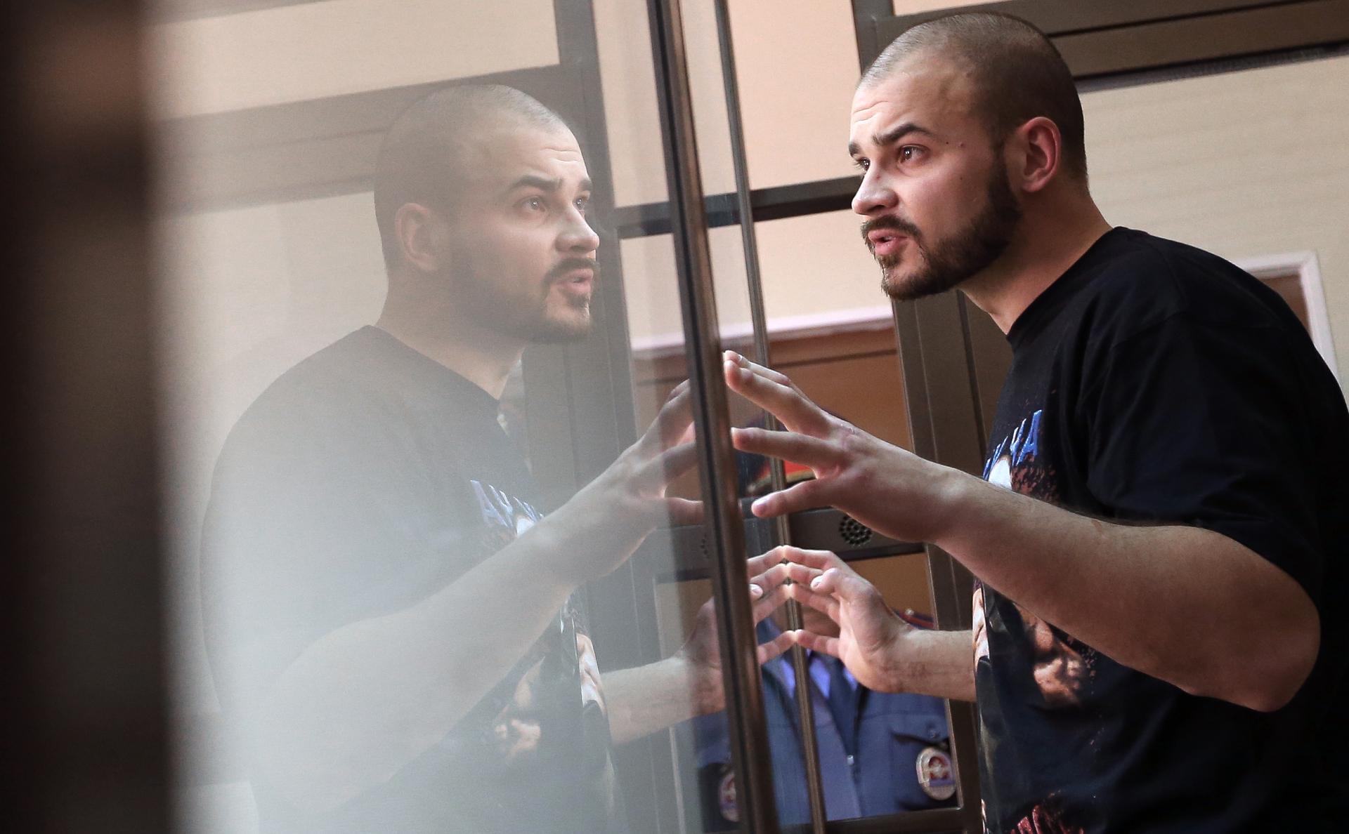 Адвокат сообщила о жалобе в СПЧ в мае из-за давления на Тесака в СИЗО