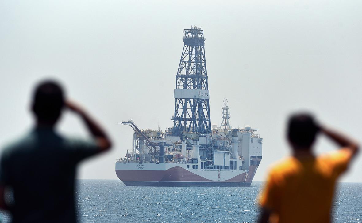 Турция обнаружила дополнительные запасы газа в Черном море
