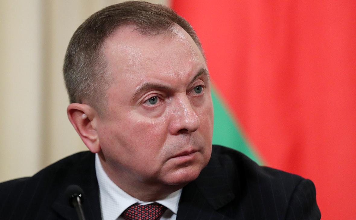 Глава МИД Белоруссии заявил о «не идеально» прошедших выборах в стране