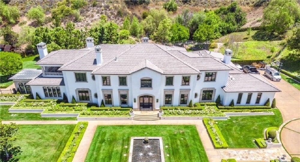 Капитан «Анахайма» Гецлаф продает дом за 10,8 млн долларов. Он купил его за 8,8 млн